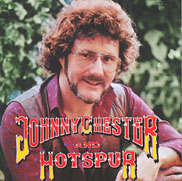 JOHNNY CHESTER AND HOTSPUR CD cover